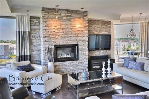 cultured thin veneer d 233 corative fireplace foyer rev 234 tement mural