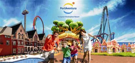 les r 233 ductions seniors de portaventura le parc d attraction espagnol