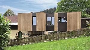 Holzanbau Am Haus : traumh user ein holzanbau mit aussicht f nfte staffel traumh user br fernsehen ~ Markanthonyermac.com Haus und Dekorationen