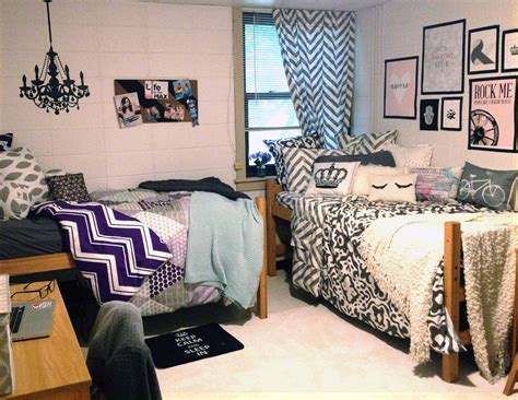 Parents Increasingly Have Designs On Their Kids' Dorm