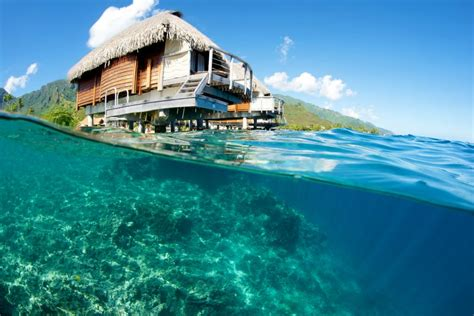 Manava Beach Resort & Spa Moorea Accommodation Tahiti