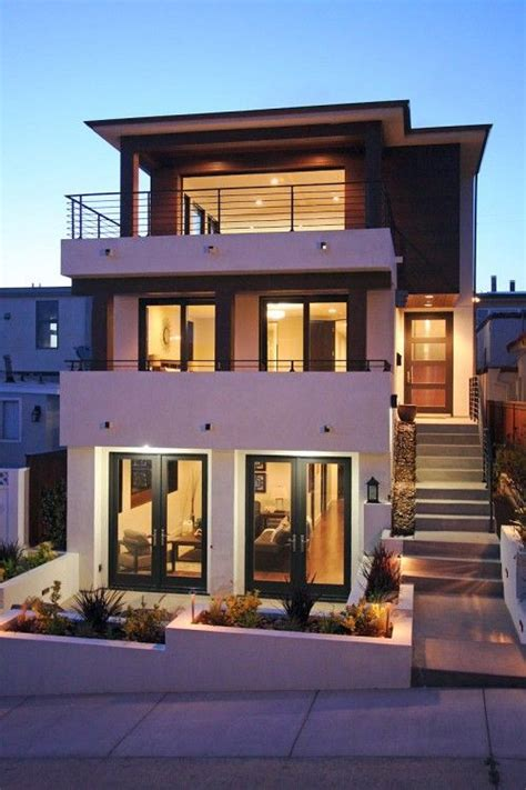 simple storey townhouse designs ideas 25 best ideas about three story house on