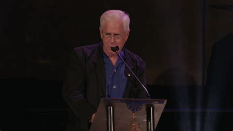 Bruce Cockburn Acceptance Speech