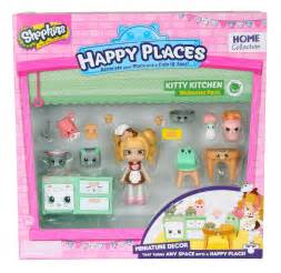 Shopkins Happy Places Welcome Pack Kitty Kitschy   Just