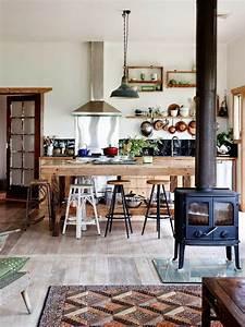 Küche Gemütlich Einrichten : wohnung gem tlich einrichten ein paar sch ne einrichtungsideen ~ Markanthonyermac.com Haus und Dekorationen