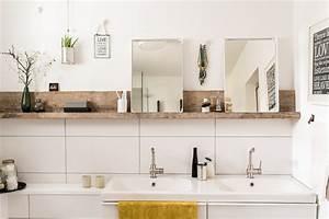 Badezimmer Ideen Ikea : kleine badezimmer sch nheitskur leelah loves ~ Markanthonyermac.com Haus und Dekorationen
