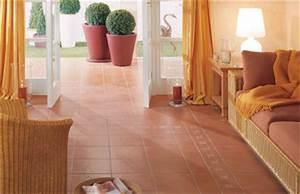 Terracotta Fliesen Terrasse : feinsteinzeug verbindet wohnraum und terrasse optisch wirkungsvoll ~ Markanthonyermac.com Haus und Dekorationen