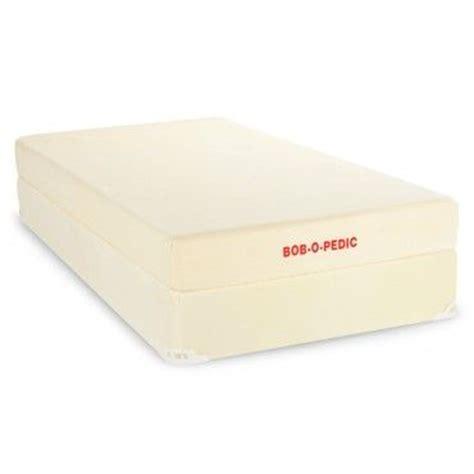 bob o pedic 6 mattress