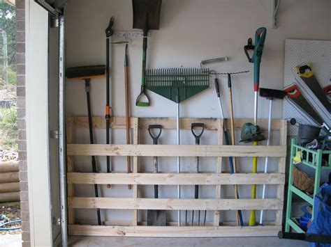 Diy Storage Solutions For A Wellorganized Garage