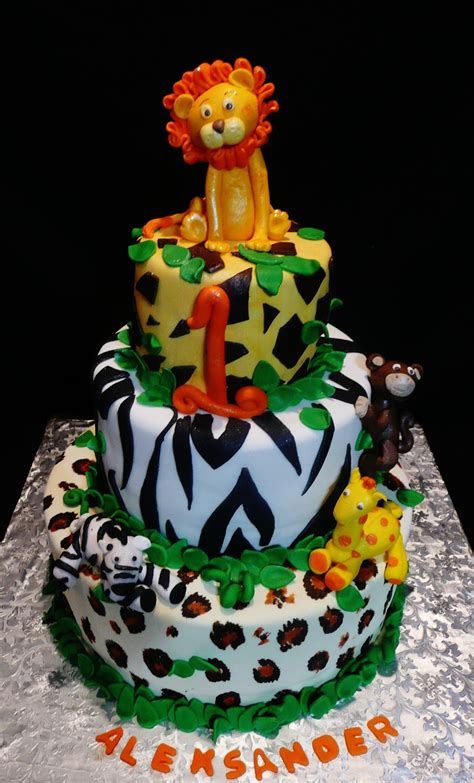 jungle theme cake baking with roxana s cakes safari themed cake