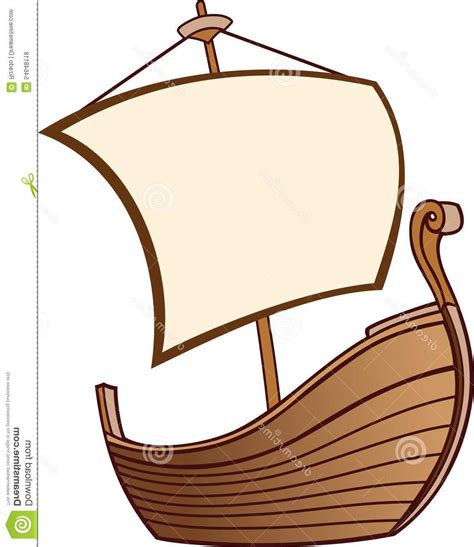 Cartoon Drawing Of A Boat by Best Hd Old Boat Sail Cartoon Image Vector Art Library