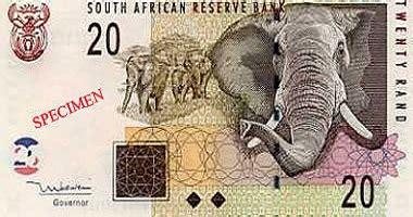 conversion des billets de rand sud africain en dirham marocain