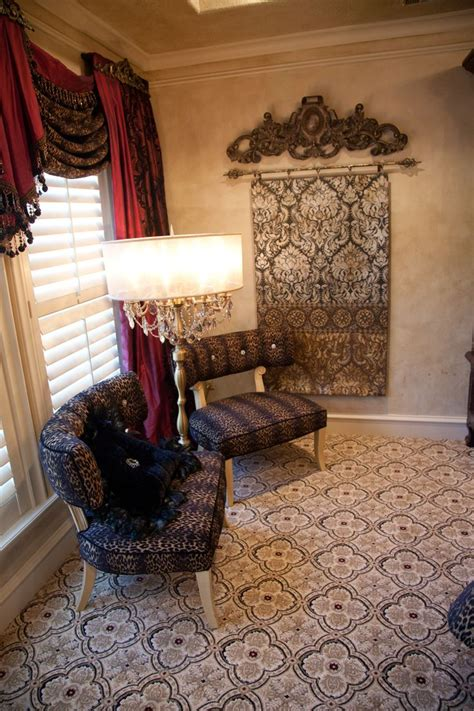 1000 ideas about tuscan curtains on bedroom