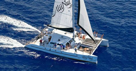 Boat Cruise Maui by Kaanapali Beach Whale Watch Tickets Discount On Maui