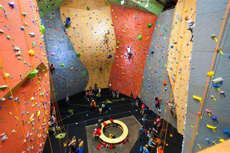 Climbing Gyms  Elevate Climbing Walls