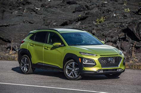 2018 Hyundai Kona Priced Starting At $20,450  Motor Trend
