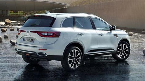Renault Koleos 2016  New Car Sales Price  Car News