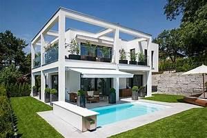 Moderne Häuser Mit Grundriss : moderne h user ch nowaday garden ~ Markanthonyermac.com Haus und Dekorationen