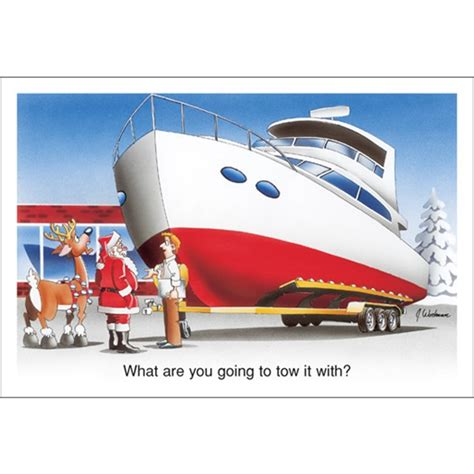 Boatus Christmas Cards by Boating Christmas Cards Christmas Decore