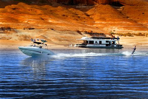 Lake Powell Private Boat Tours by 2016 Summer Houseboating Lake Powell Resorts Marinas