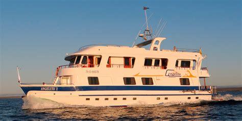 Angel Boat Cruises by Galapagos Boats Angelito Galapagos Cruise