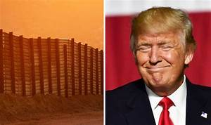 Donald Trump to build solar panelled wall on the border ...