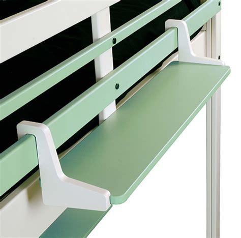 table de chevet lit mezzanine