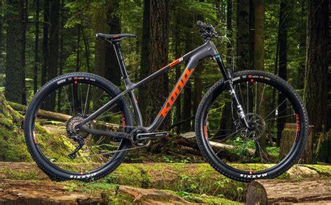 2017 Kona Honzo Carbon Race, Trail Hardtail Mountain Bikes
