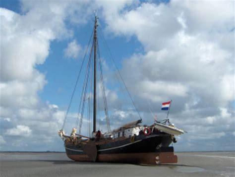 Platbodem Lauwersoog by Schip Najade Zeilklippers Nl Zeilklippers