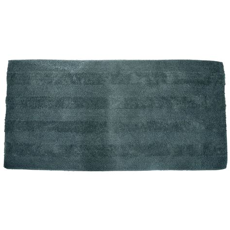 tapis de bain l 60 x l 120 cm balea sensea leroy merlin