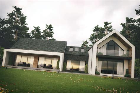 Modern House In Slieve Gullion, Newry, County Armagh