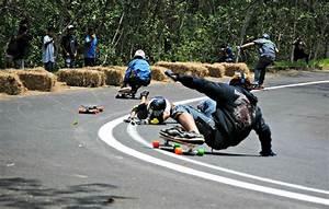 The Worst Longboarding Crashes Ever! - Mpora