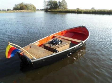 Motorjacht Prijs by Stoere Motorboot Voor De Prijs Van Een Buitenboord Motor