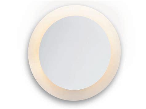 miroir mural avec 233 clairage int 233 gr 233 pour salle de bain luz 5 by decor walther