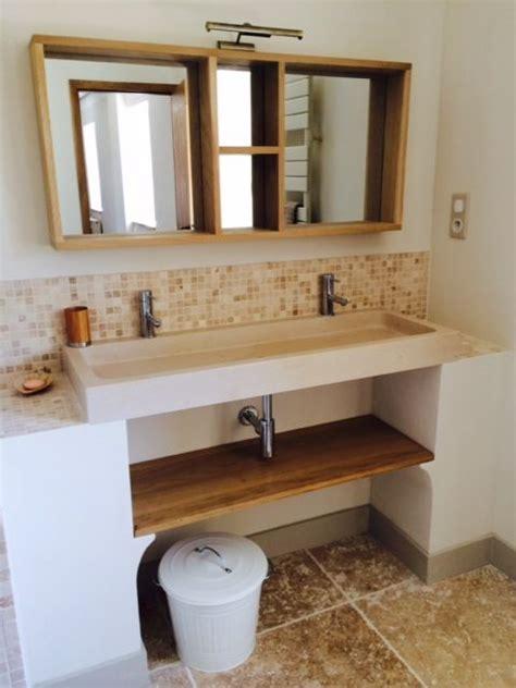 vasque lavabo mosa 239 que travertin r 233 alisation de vasque lavabos sur mesure taill 233 dans la