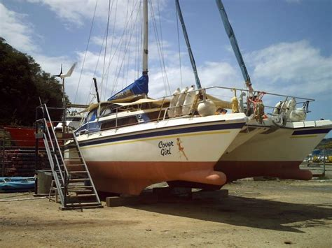 Prout Quest 33 Catamaran For Sale by 1994 Prout Catamarans Ltd Quest 33cs Most Sailboats 1994