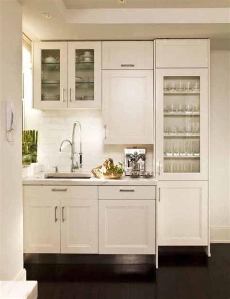 small kitchen decor white interior color olpos design