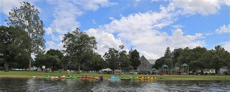 Lake Quannapowitt Boating by Wakefield Kayaks Paddleboards Pedal Boats Boating In