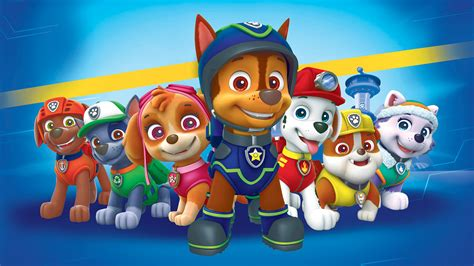 Paw Patrol Background Clipart  Bbcpersian7 Collections