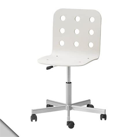 White Swivel Desk Chair Ikea by Sm 229 Land B 246 Na Ikea Jules Swivel Chair White Silver