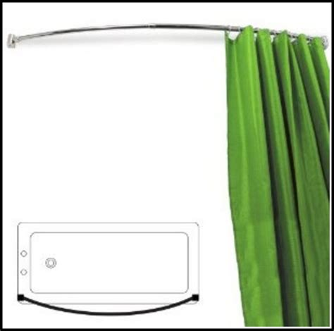 bendy curtain track for bay windows curtains home design ideas yonry9868q38693