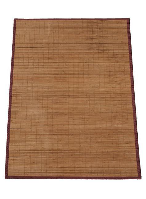 tapis bambou pas cher atlub