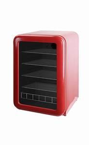 Roter Retro Kühlschrank : roter retro k hlschrank mit glast r 115l rc155 gastro cool g nstig k hlen ~ Markanthonyermac.com Haus und Dekorationen