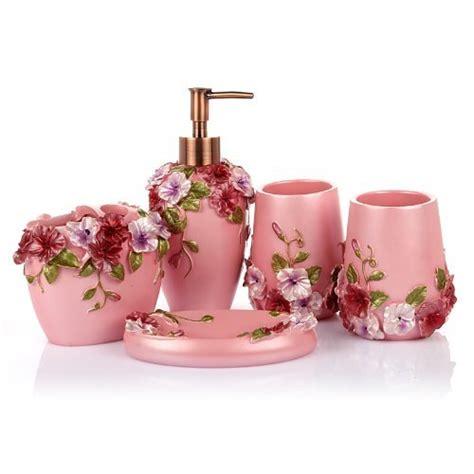 popular pink bathroom decor webnuggetz