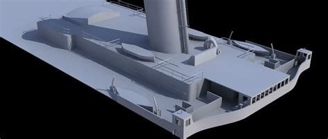 Titanic Boat Structure by Titanic Boat Deck Wip 2 By Bandtrumpet7 On Deviantart