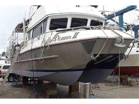 Catamaran For Sale Fishing by Catamaran Fishing Boat