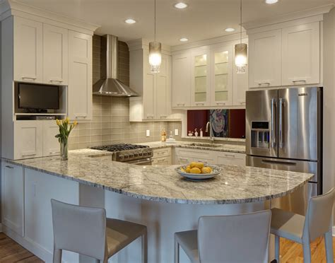 White Galaxy Granite Countertop Kitchen Design Ideas How To Replace A Drop In Bathroom Sink Small Led Mirrors Under Cabinet Organizers White Vessel Sinks Mirror Sconces Basin Cabinets Lights For Commercial