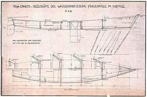 Bauplan Für Ausziehtisch : bauplan f r die chiemseepl tte von 1954 boat pinterest boote bootsbau und chiemsee ~ Markanthonyermac.com Haus und Dekorationen