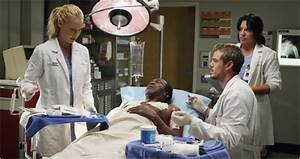 At Real Hospitals, Less Trauma...and Drama - The New York ...