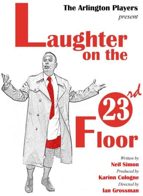 laughter on the 23rd floor at the arlington players